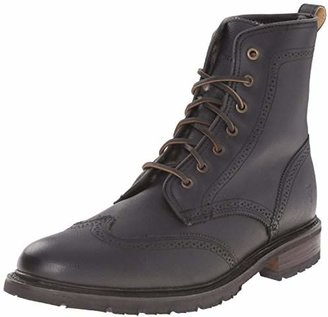 Frye Men's James Lug Wingtip Boot