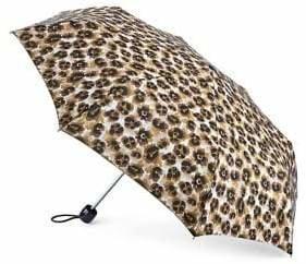 Fulton Ocelot Print Umbrella