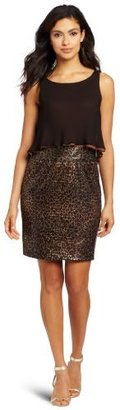 Suzi Chin Women's Poptop Dress