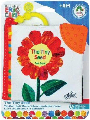 """Kids Preferred The World Of Eric Carle """"The Tiny Seed"""" On-The-Go Soft Book"""