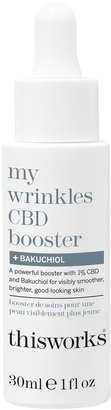 thisworks® This Works My Wrinkle Bakuchiol CBD Booster 30ml