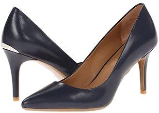 Calvin Klein Gayle Pump (Navy) High Heels