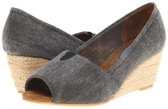 Fitzwell Dawn Wedge Women' Slip on Shoe