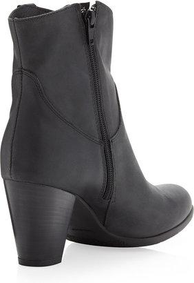 Charles David Fray Tassel Boot, Black