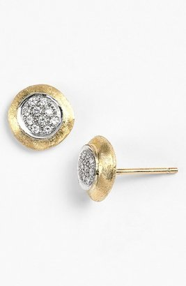 Women's Marco Bicego 'Delicate' Diamond Stud Earrings $1,060 thestylecure.com