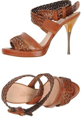Jean Paul Gaultier Platform sandals