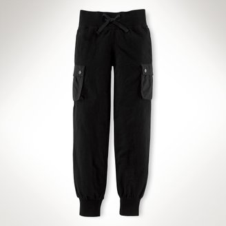 Knit Cargo Pant