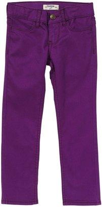 Osh Kosh Woven Jegging - Purple-2T