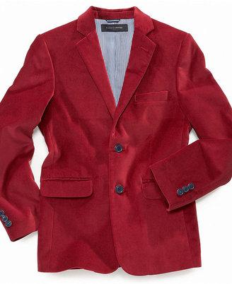 Tommy Hilfiger Jacket, Boys Velvet Blazer