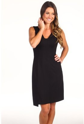 Elie Tahari Lanna Dress (Black) - Apparel