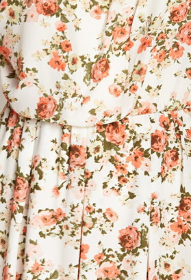 Forever 21 Relaxed Floral Dress