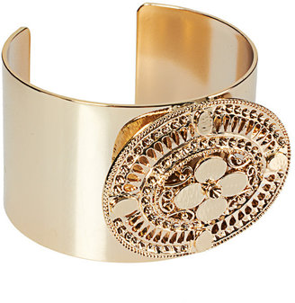 Asos Pack of Two Filigree Cuff Bracelets