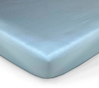 Carter's easy-fit sateen fitted crib sheet