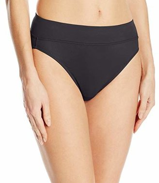 Warner's Women's No Pinching. No Problems. Hi-Cut Brief Panty $11.50 thestylecure.com