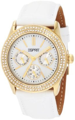 ESPRIT Women's ES103822007 Peony Multifunction Watch $175 thestylecure.com