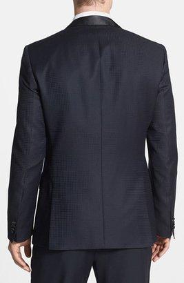 HUGO BOSS 'Hyats' Trim Fit Wool Dinner Jacket