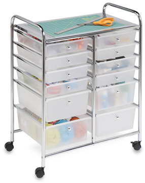 Bed Bath & Beyond Studio Organizer Cart with Drawers