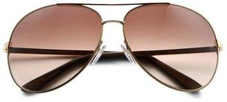 Tom Ford Charles 62MM Aviator Sunglasses