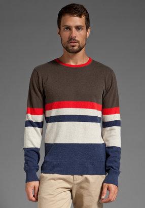 Life After Denim Vittoria Crew Sweater