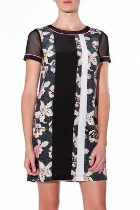 Elizabeth and James Montana Printed Dress