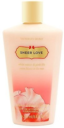 Victoria's Secret Sheer Love Hydrating Body Lotion, 8.4 Ounce $14 thestylecure.com