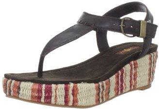 7 For All Mankind Women's Avalon Platform Sandal