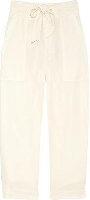 Rag and Bone Rag & bone Charlot cropped crepe pants