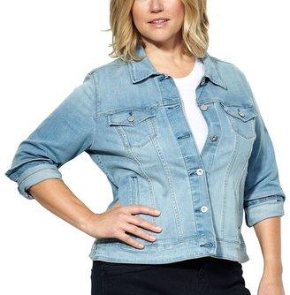 Levi's denim jacket - women's plus