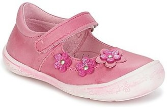 Citrouille et Compagnie MELINA girls's Shoes (Pumps / Ballerinas) in Pink