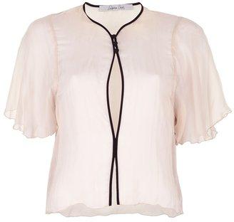 Ludovica Amati sheer blouse