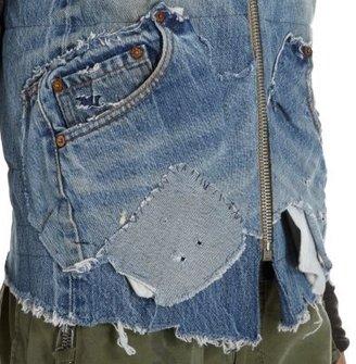 Greg Lauren The 501 Puffy Vest