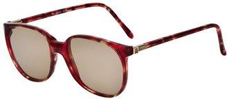 LANVIN Pre-Owned Tortoise Shell Sunglasses