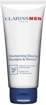 Clarins Total Shampoo Hair and Body, 200ml