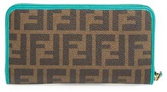 Fendi 'Zucca' Wallet