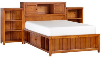 PBteen Beadboard Storage Bed + Medium Tower Set