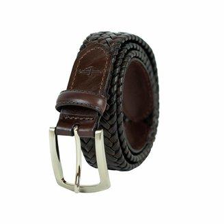 Dockers Tubular Stretch Braided Belt
