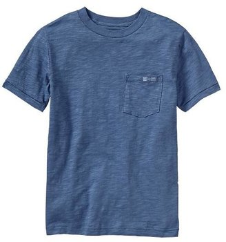 Gap Slub pocket T