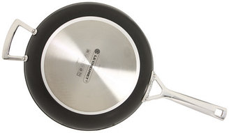 """Le Creuset Forged Hard-Anodized 11"""" Deep Fry Pan"""