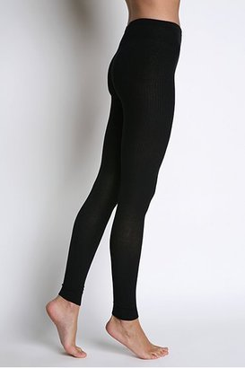 Urban Outfitters Ribbed Footless Tight