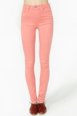 Nasty Gal Sugar High Skinny Jeans