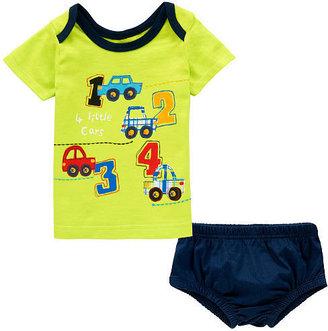 Babies 'R' Us Babies R Us Koala Baby Boys' Shortsleeve T-Shirt and Diaper Cover Set