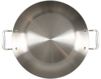 All-Clad Stainless Steel 4 Qt. Braiser with Domed Lid