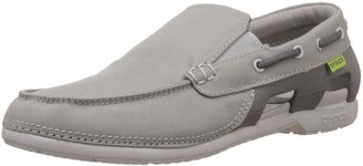 Crocs Men's 15386 Beach Line Boat Slip-On Loafer