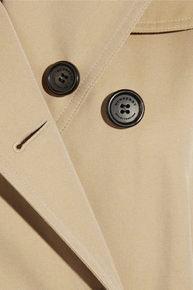 Burberry Cotton-twill trench coat