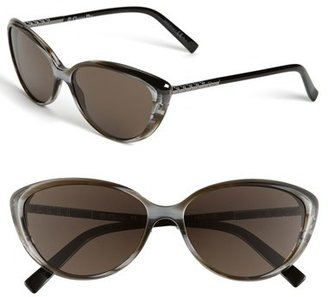 Christian Dior 56mm Cat Eye Sunglasses