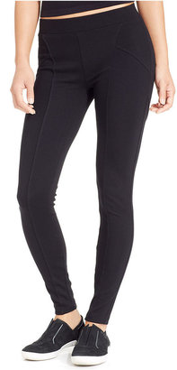 Calvin Klein Pants, Skinny Ponte-Knit Active Leggings