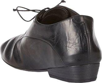 Marsèll Women's Lace-Up Oxfords-Black