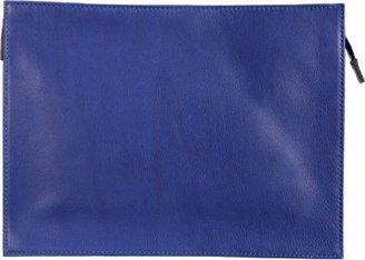 Barneys New York Tablet Zip Clutch