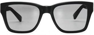 Warby Parker Robinson Revolver Black Matte
