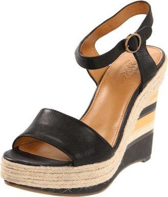 Nine West Women's Takeatrain Wedge Sandal